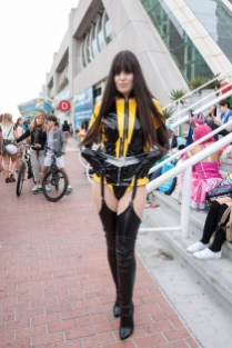 Silk Spectre - San Diego Comic-Con (SDCC) 2013 (Day 4)