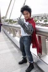 Tetsuo (Akira) - San Diego Comic-Con (SDCC) 2013 (Day 3)
