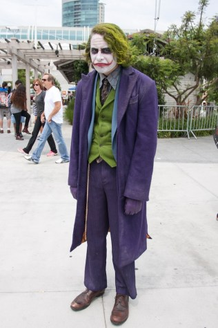 The Joker (Dark Knight) - San Diego Comic-Con (SDCC) 2013 (Day 3)