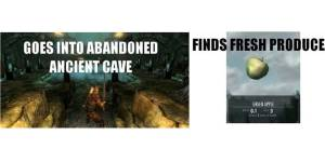 Videogame Logic [Pics + Comics]