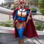 Big Barda - San Diego Comic-Con (SDCC) 2013 (Day 3)