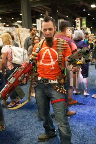 Borderlands 2 (Boston Comic Con 2013) - Picture by snarkyman