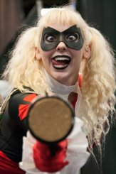 Harley Quinn (Boston Comic Con 2013) - Picture by snarkyman