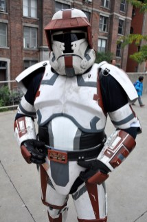 Havoc Squad Trooper from SWTOR - Montreal Comic Con 2013 - Picture by Geeks are Sexy