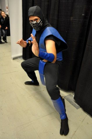 Sub Zero - Montreal Comic Con 2013 - Picture by Geeks are Sexy