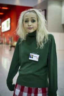 Laverne (Day of the Tentacle) - MCM London Comic Con 2013
