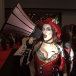 Mad Moxxi (Stacey Weiland) – New York Comic Con (NYCC) 2013 - Geeks are Sexy