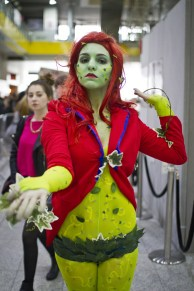 Poison Ivy - MCM London Comic-Con 2013