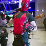 Deadpool - MCM London Comic-Con 2013