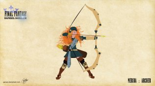Merida - Archer - Artwork: Geryes