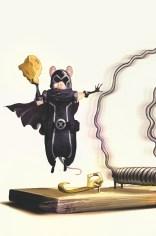 Magneto - Artwork by Mike Del Mundo