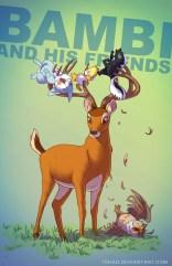 BADASS Bambi