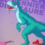 BADASS Denver the Last Dinosaur