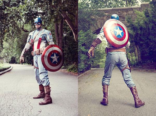 captain cosplay