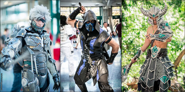 male cosplay
