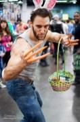 Easter Wolverine - Wondercon 2014 - Photo by Davan Srey