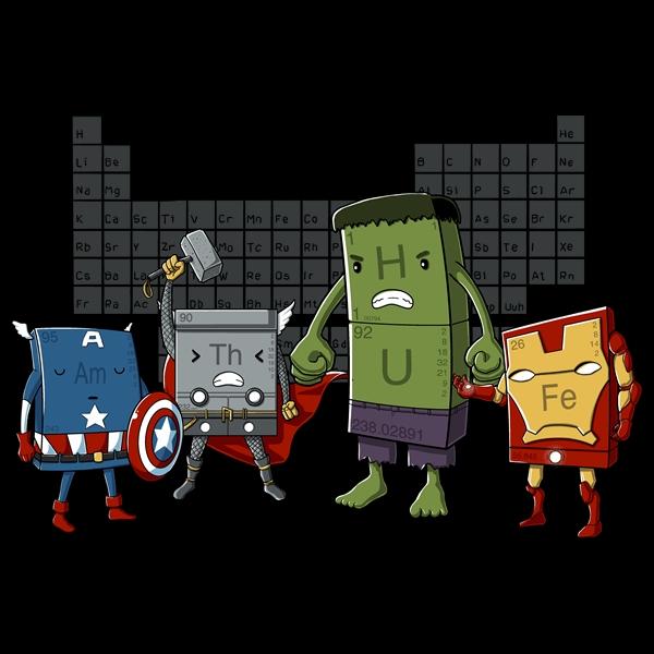 Chemical-Avengers
