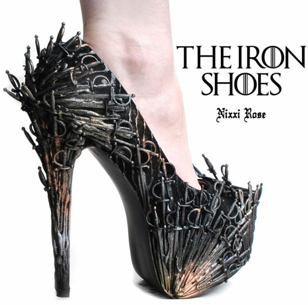 iron-shoes