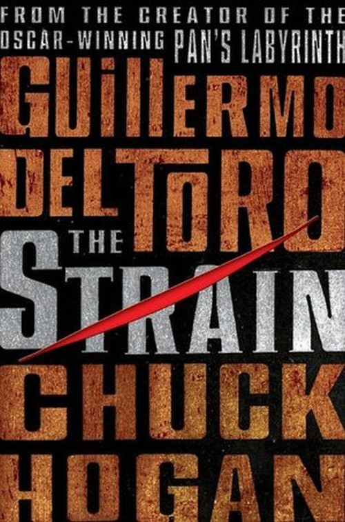 "Published in 2009, ""The Strain"" was the first book in what became known as ""The Strain Trilogy."" The final two books were ""The Fall"" and ""The Night Eternal."""