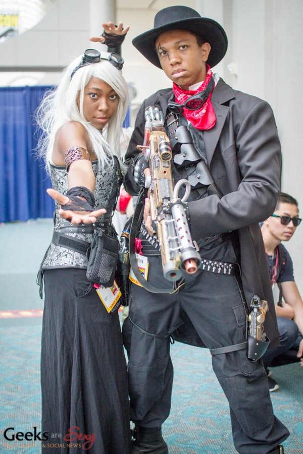 - SDCC 2014 - Photo: Geeks are Sexy