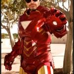 Iron Man - - SDCC 2014 - Photo: Howie Muzika