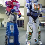 Autobot Cosplay - SDCC 2014 - Geeks Are Sexy