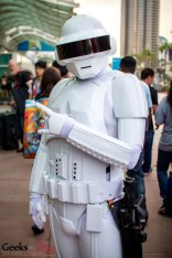 Daft Stormtrooper - SDCC 2014 - Geeks are Sexy