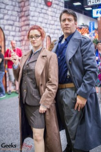 The Doctor - SDCC 2014 - Photo: Geeks are Sexy