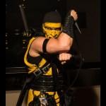 Scorpion (DragonCon 2014) Photography: Kyle Nishioka