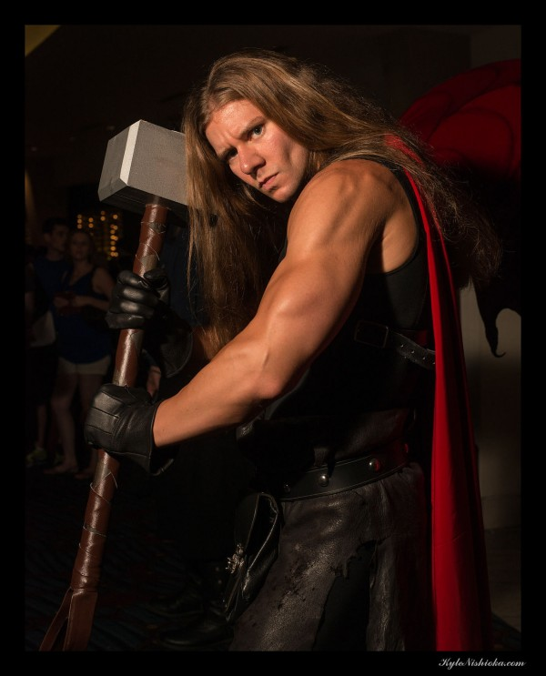 Thor (DragonCon 2014) Photography: Kyle Nishioka