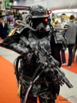 Hellgun (Warhammer 40k) – Montreal Comic Con 2014 – Photo by Geeks are Sexy