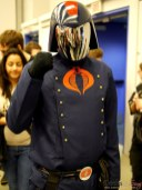 Cobra Commander – Montreal Comic Con 2014 – Photo by Geeks are Sexy