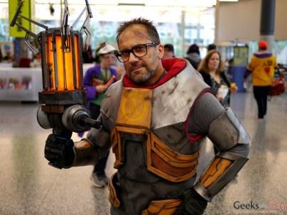 Gordon Freeman – Montreal Comic Con 2014 – Photo by Geeks are Sexy