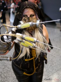 Scarecrow (Abbadon) – Montreal Comic Con 2014 – Photo by Geeks are Sexy
