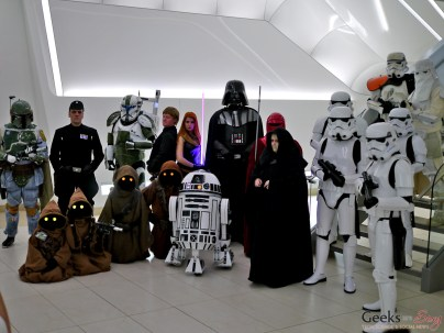 Forteresse Impériale (501st) - Comiccon de Québec 2014 - Photo by Geeks are Sexy