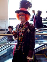 Mad Hatter - Comiccon de Québec 2014 - Photo by Geeks are Sexy