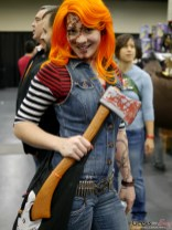 Chucky - Comiccon de Québec 2014 - Photo by Geeks are Sexy