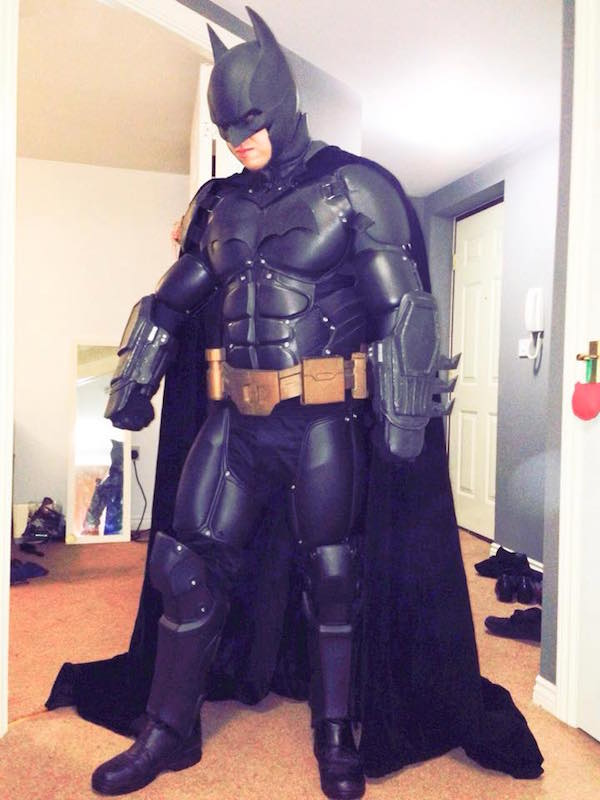 Two of those things are 3D printers and Batman. But who wouldu0027ve ever thought they would be getting mentioned in the same article? & Man Uses 3D Printer To Make Perfect Arkham Origins Batman Costume