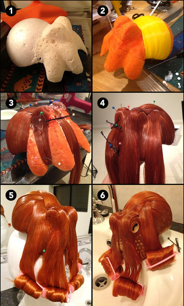 octopus step by step