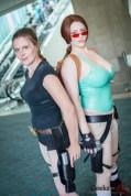 Lara Crofts - San Diego Comic-Con 2015 - Photo by Geeks are Sexy