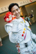 Captain EO - San Diego Comic-Con 2015 - Photo by Geeks are Sexy
