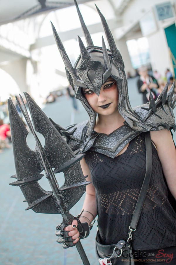 Sauron - San Diego Comic-Con 2015 - Photo by Geeks are Sexy