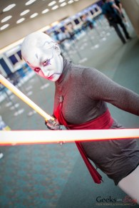 Sith Lord - San Diego Comic-Con 2015 - Photo by Geeks are Sexy