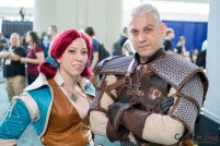 The Witcher Cosplayers - San Diego Comic-Con 2015 - Photo by Geeks are Sexy