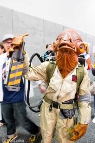 It's a TRAP! - San Diego Comic-Con 2015 - Photo by Pat Loika