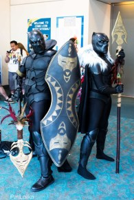 Black Panthers - San Diego Comic-Con 2015 - Photo by Pat Loika