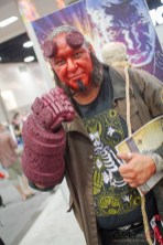 Hellboy - San Diego Comic-Con 2015 - Photo by Geeks are Sexy