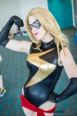 Ms. Marvel (Angi Viper) - San Diego Comic-Con 2015 - Photo by Geeks are Sexy