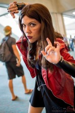 Scarlett Witch - Jenny Lorenzo - San Diego Comic Con 2015 - Photo by Geeks are Sexy