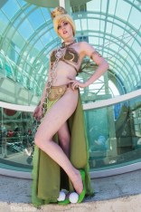 Slave Tinkerbell (Maid of Might) - San Diego Comic-Con 2015 - Photo by Pat Loika